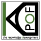 KDPOF - the knowledge development for plastic optical fibers